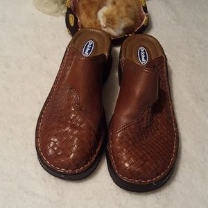 Dr. Scholl's slip on mules